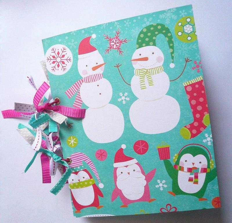 December Daily mini album