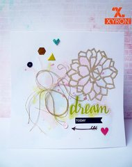 Dream today - card