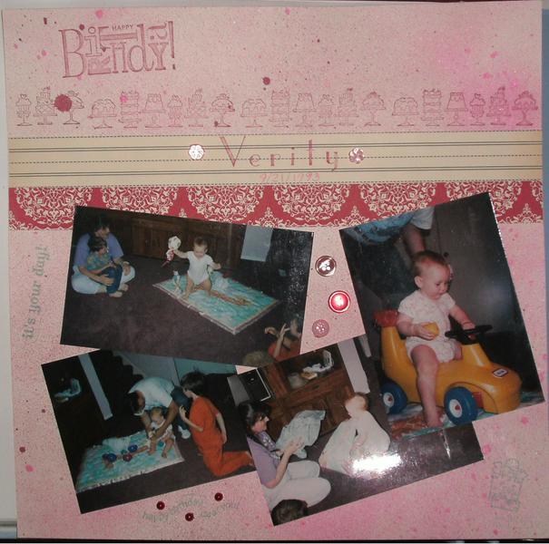 1st Birthday gifts (L)