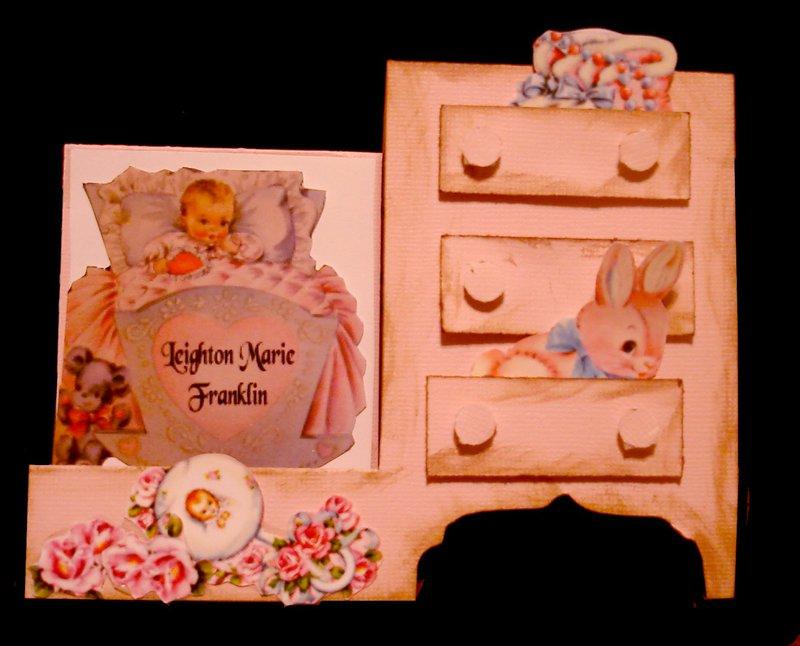 Baby Girl congrats view 2