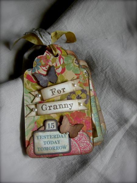 """""""For Granny"""""""