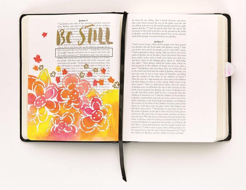 Faber Castell Design Memory Craft Bible Journaling Kit