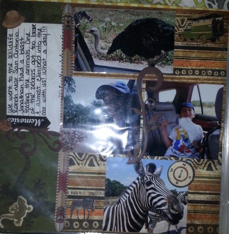 Wildlife Ranch 2012