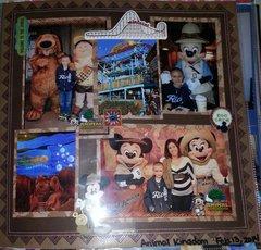 Disney World Animal Kingdom 2014