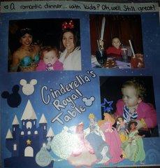 Cinderella's Royal Table Disney World