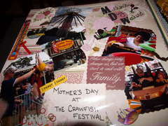 Mother's Day at the Festival