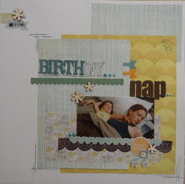 Birthday Nap