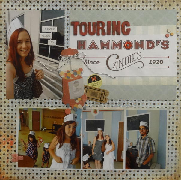Touring Hammonds