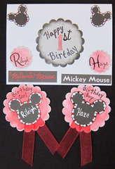 Happy 1st Birthday