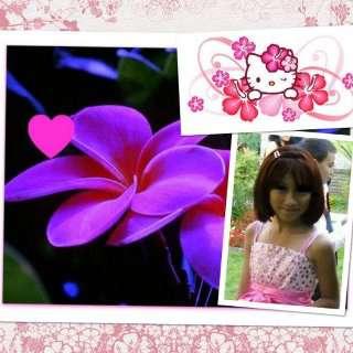 Hello Kitty& Flowers