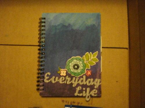 Everyday Life Mini Album-Cover