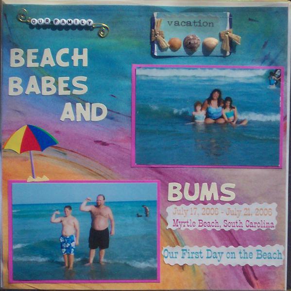 Beach Babes & Bums
