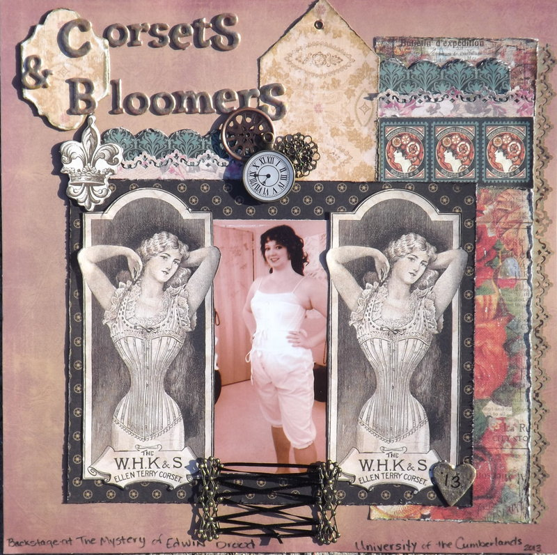 Corsets & Bloomers