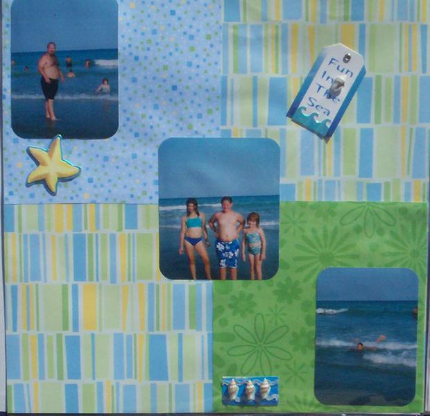 Fun in the Sea page 1