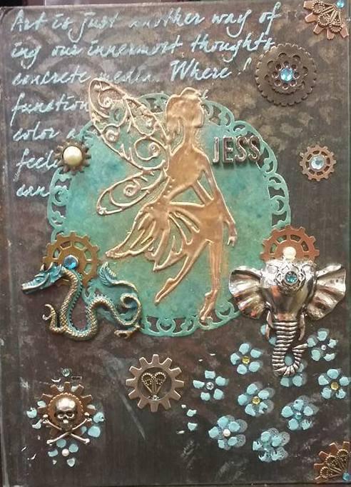 Jessy's Art journal