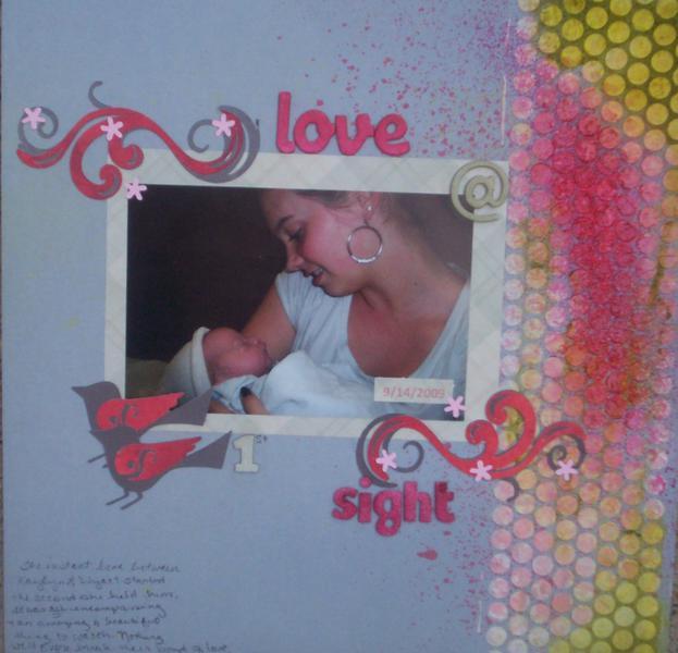 Love @ 1st Sight