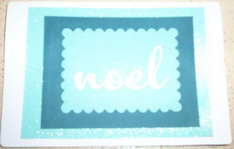 Noel teal