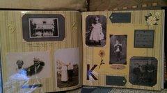 Family Heritage - Yellow Spread