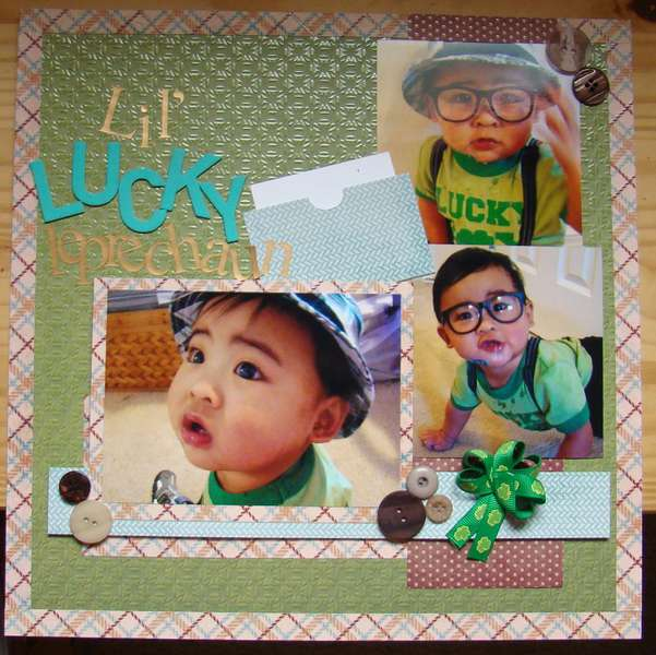 Lil' Lucky Leprechaun