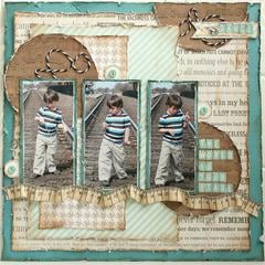 DANCE **MY CREATIVE SCRAPBOOK**