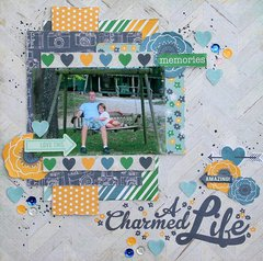 A Charmed Life *My Creative Scrapbook*