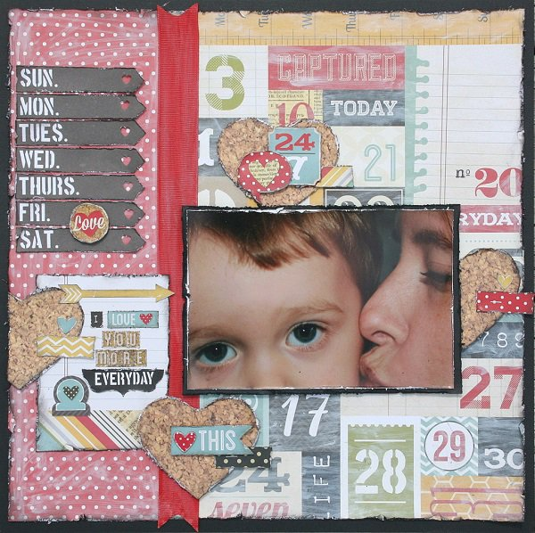 MY CREATIVE SCRAPBOOK DT LO