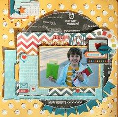 Birthday Wish **My Creative Scrapbook**