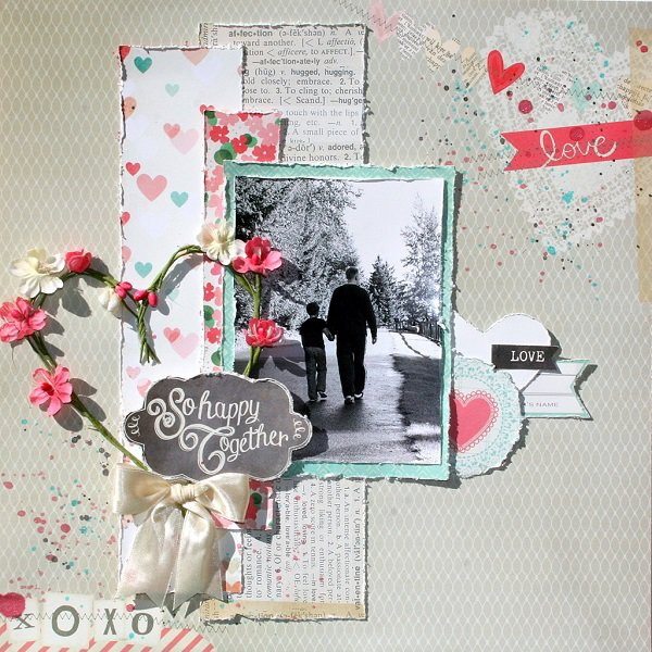 So Happy Together *My Creative Scrapbook*