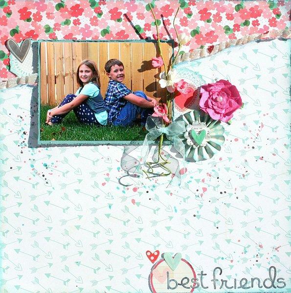 Best Friends *My Creative Scrapbook*