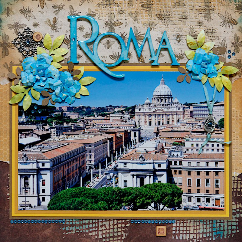 Roma, Italy - LEFT SIDE