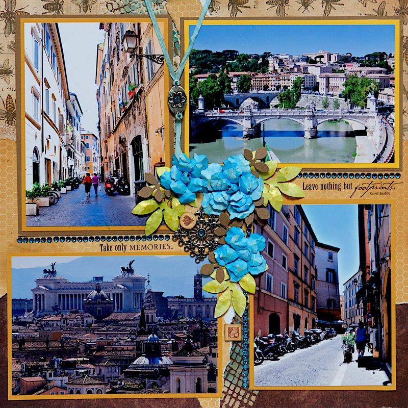 Roma, Italy - RIGHT SIDE