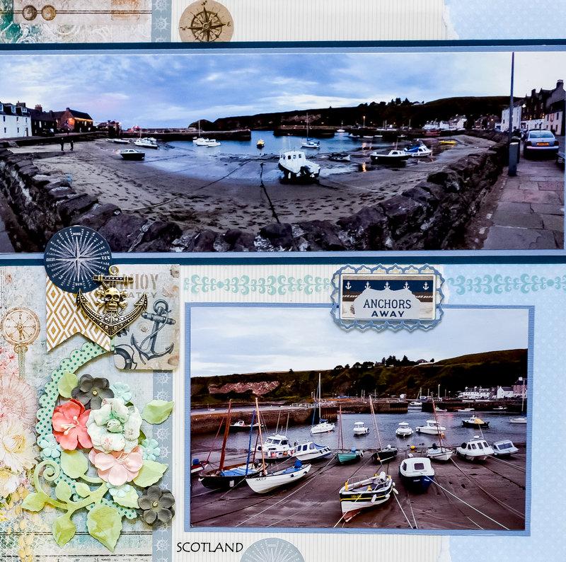 Stonehaven, Scotland - RIGHT SIDE