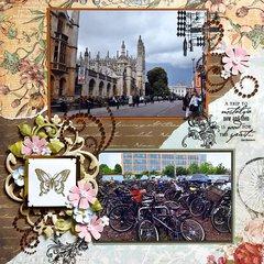 Cambridge, England - RIGHT SIDE