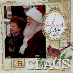 I Believe in Santa - B-Claus