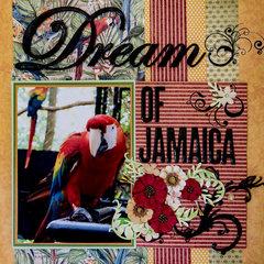 Dream of Jamaica - LEFT SIDE