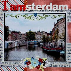 I AMSTERDAM - LEFT SIDE