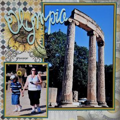 Olympia, Greece - RIGHT SIDE