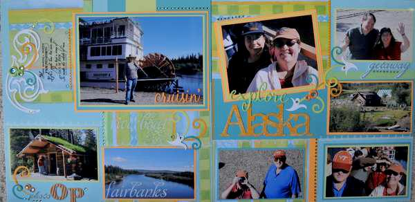 Alaska with Friends. . . :-)