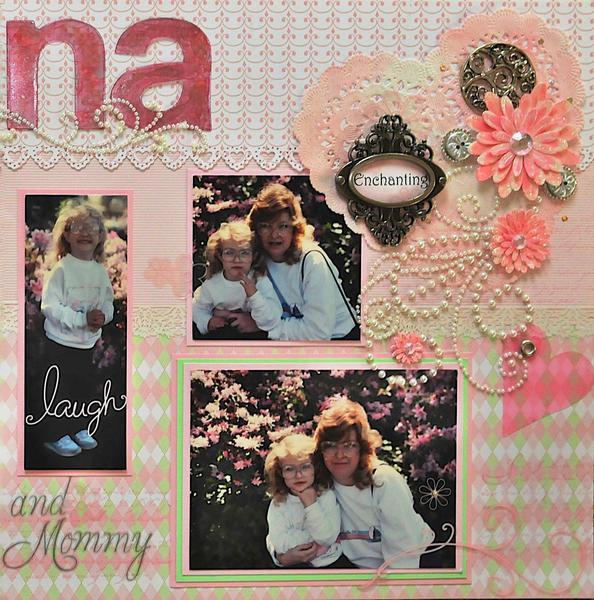 My Little Girl ~ Glenna   RIGHT SIDE