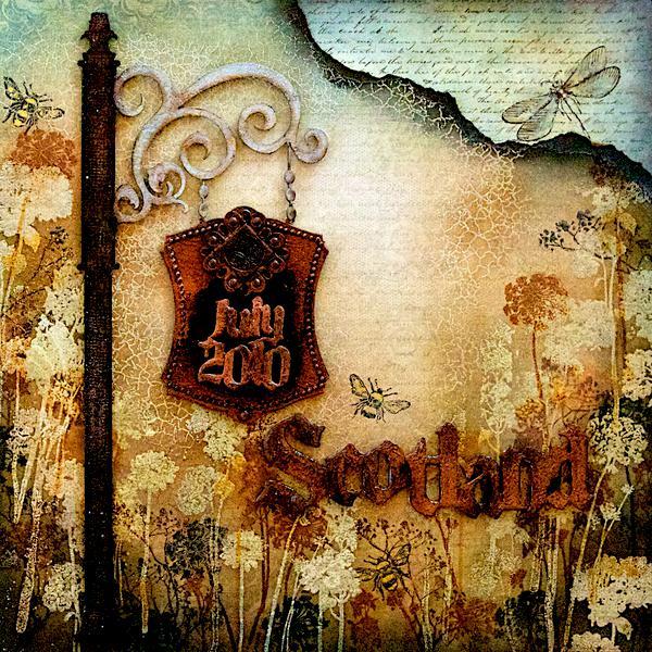 Title Page - Scotland Album