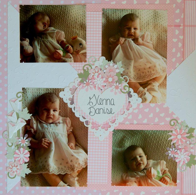 My Baby Girl - LEFT SIDE