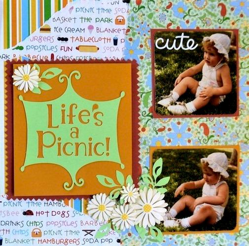 Life's a Picnic - RIGHT SIDE