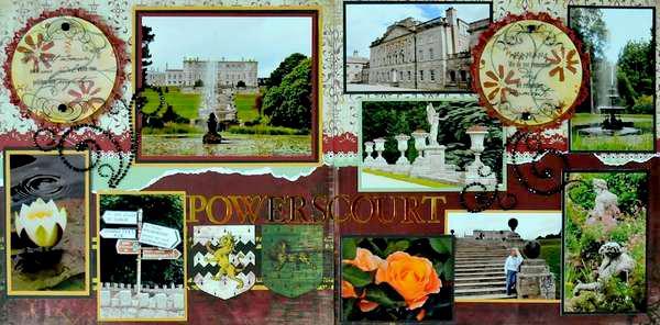 Powerscourt House and Garden, Ireland