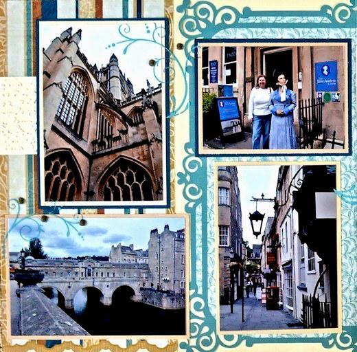 Bath, England - LEFT SIDE