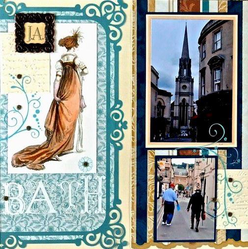 Bath, England - RIGHT SIDE