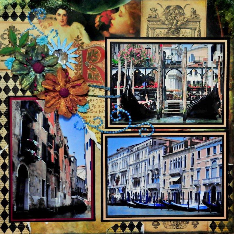 Venezia (Venice) Italy - LEFT SIDE