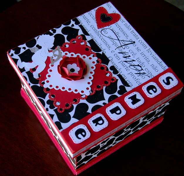 Caixa Amor para Sempre