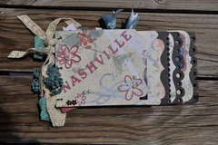 Nashville Trip Mini Album