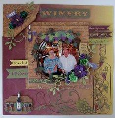 Lubbock, TX - July, 2015 - Wine Tasting