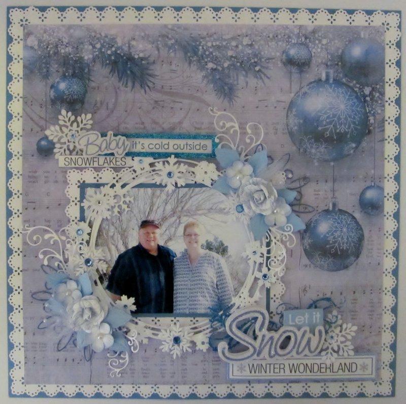 Let it Snow - Dec. 2015